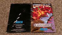 Gun Nac Gun-Nac Gunnac Nintendo NES Video Game Instruction Manual Book AUTHENTIC