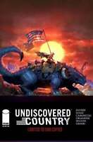 UNDISCOVERED COUNTRY #1 EXCLUSIVE VARIANT, LE 500 SYNDER, DEXTER SOY PREORDER