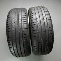 2x Pirelli P Zero MO 225/40 R19 93W DOT 2618 7 mm Sommerreifen
