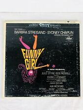 "Captial Records Barbra Streisand Sydney Chaplin Funny Girl 12"" Vinyl Record"