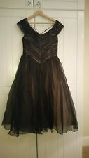 BEAUTIFUL TED BAKER  BALLERINA SKIRT PARTY OCCASION DRESS  BNWT RRP £349 UK12/3