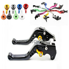 CNC Short Brake Clutch Levers For SUZUKI GZ125 MARAUDER K2 - K6 2002 - 2006 2005