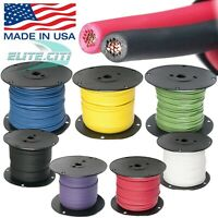 7 Color GXL Automotive Cross-Link Wire, Bare Copper Thin Wall, 16 GA (70 ft.)