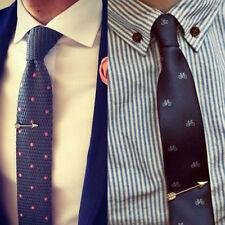 Mixed Metals Tie Pins & Bars for Men