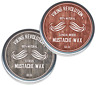 Mustache Wax 2 Pack - Beard & Moustache Wax for Men - Strong Hold Helps Train Ta