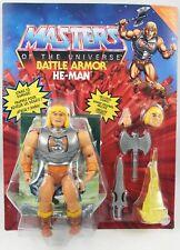 Les Maitres de l'Univers Origins - Battle Armor He-Man / Musclor l'Invincible (V