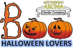 HALLOWEEN LOVERS COLLECTION Soy Wax Clamshell Break Away tart melt candle