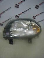 Renault Clio MK2 1998-2001 Passenger NSF Front Headlight
