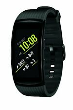 Samsung Gear Fit2 Pro Smart Fitness Band Small Liquid Black
