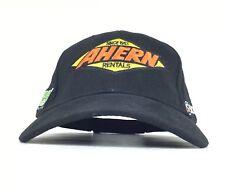 AHERN Rentals Since 1953 Black Baseball Cap Hat Adj Men's Sz - Snorkel Xtreme