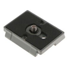 Ballhead Tripod Quick Release Plate for Manfrotto 200PL-14 496RC2 Compatible