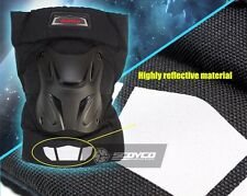 SCOYCO Motorcycle Racing Motocross Knee Pads Protector Guards Protective Gear