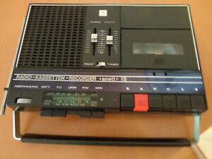 RADIO - KASSETTEN - RECORDER - anett - DDR Antennenwerk Bad Blankenburg