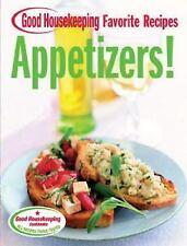 Appetizers! Good Housekeeping Favorite Recipes (Favorite Good Housekeeping Reci