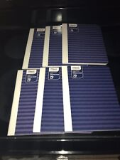 Mead Composition Book,  6 Pack Notebooks, College Ruled paper, 70 Sheets