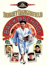 Back to School (DVD, 2000) - Dangerfield, Downey, Jr., Kinison, Zabka