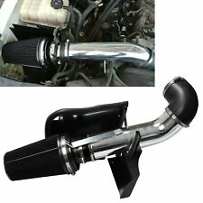"4"" Cold Air Intake System Kit +Heat Shield For 99-06 GMC Chevy V8 4.8L/5.3L/6.0L"