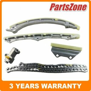 Timing Chain Guide Kit Fit for Honda K24A1 Accord L4 CR-V Civic Acura A2 A3 2.4L