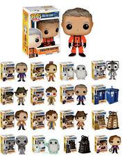 Figuras de acción de TV, cine y videojuegos Funko Pop de Doctor Who