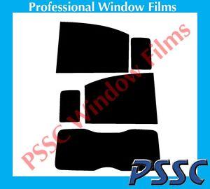 Fiat Panda 2004-2011 Pre Cut Car Auto Window Tint Window Film Limo Kit