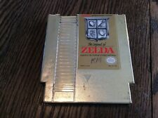 The Legend of Zelda Nintendo Entertainment System 1987 RPG NES FUN FREE US SHIP