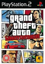 Grand Theft Auto: Liberty City Stories - Playstation 2 (PS2) - UK/PAL
