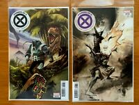 POWERS OF X #5, POWERS OF X #6 1:10 Huddleston  Variants Marvel 2019 NM+