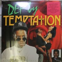 Soundtrack Sealed! Lp Various Artists Def By Temptaition On Orpheus