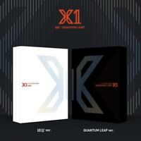 X1 - 1ST MINI ALBUM '비상 : QUANTUM LEAP - FACTORY SEALED ORIGINALLY