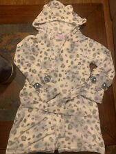 Justice Girls Size 12 Sheep Robe New With Tags