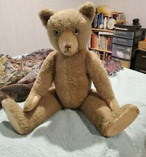 � Huge Antique German Teddy Bear 28 Inch 1930s fully jointed