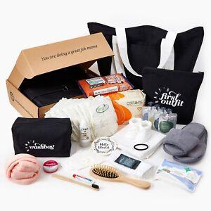 BirthBag Pre Packed Maternity Hospital Birth Bag Pregnancy Gift Set for New Mum