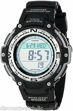 Casio SGW100-1V Mens Twin Sensor Digital Compass Multi-Task Gear Sports Watch