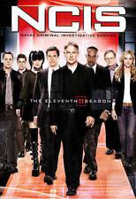 NCIS: The Eleventh Season (DVD, 2014, 6-Disc Set)