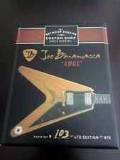 Seymour Duncan Custom Shop Joe Bonamassa Amos Aged Nickel Set  # 385