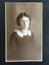 Vintage Postcard - RP Anonymous Women - #131 - Laurence