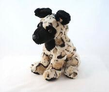 African Wild Dog by Elka Plush 33cm Soft Toy Wild Animal