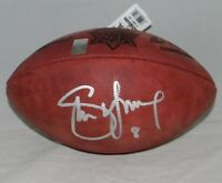 STEVE YOUNG AUTOGRAPHED SIGNED OFFICIAL SUPER BOWL XXIX 29 WILSON FOOTBALL 49ERS