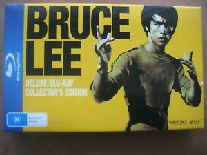 """BRUCE LEE  <> DELUXE BLU-RAY COLLECTOR""""S EDITION"""