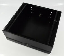 Class A  Amplifier Chassis DIY power amplifier Aluminum Case  size 412*430*150mm