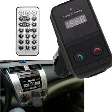 Car Kit Handsfree MP3 Player A2DP Bluetooth Wireless FM transmitter Modulator CI