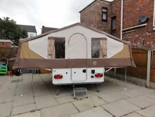 2009 Pennine Fiesta Folding Camper/Trailer Tent