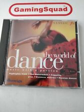 Classic FM The World of Dance, Various CD, Supplied by Gaming Squad