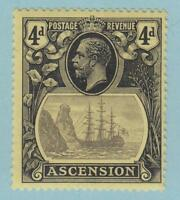 ASCENSION ISLAND 15  MINT HINGED OG * NO FAULTS  VERY FINE!