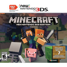 MINECRAFT (NEW 2DS/3DS ONLY) [E10]