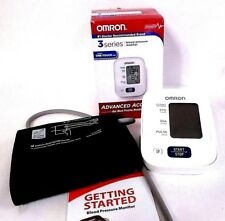 Omron 3 Series Blood Pressure Monitor Easy One Touch Model BP710N OPEN BOX