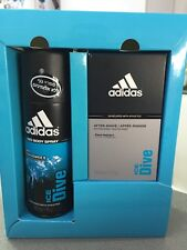 Adidas Ice Dive aftershave & Body spray