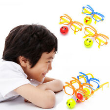 Funny Flash Clowning Glasses Chidlren Plastic Kids Toy Gift Random Delivery US