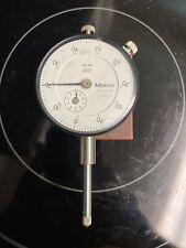 Miyutoyo Dial Indicator Model 2416 10 Withmag Base 1 In Travel