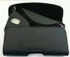 For Samsung Galaxy Note 3 XL BELT CLIP BELT LOOP HOLSTER pouch fits th